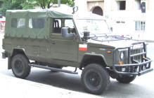 Polish Military Vehicles Sales & Parts